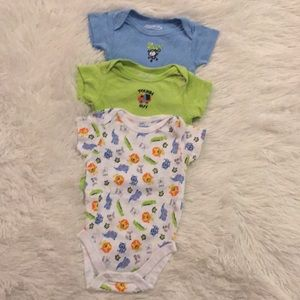 Other - Misc infant boy onsies 0-3 months sold together
